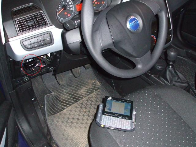 Interfejs Euroscan 2009 Can Bluetooth 1996 2009 Auto Soft