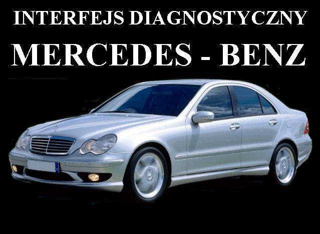 interfejs diagnostyczny Mercedes Carsoft